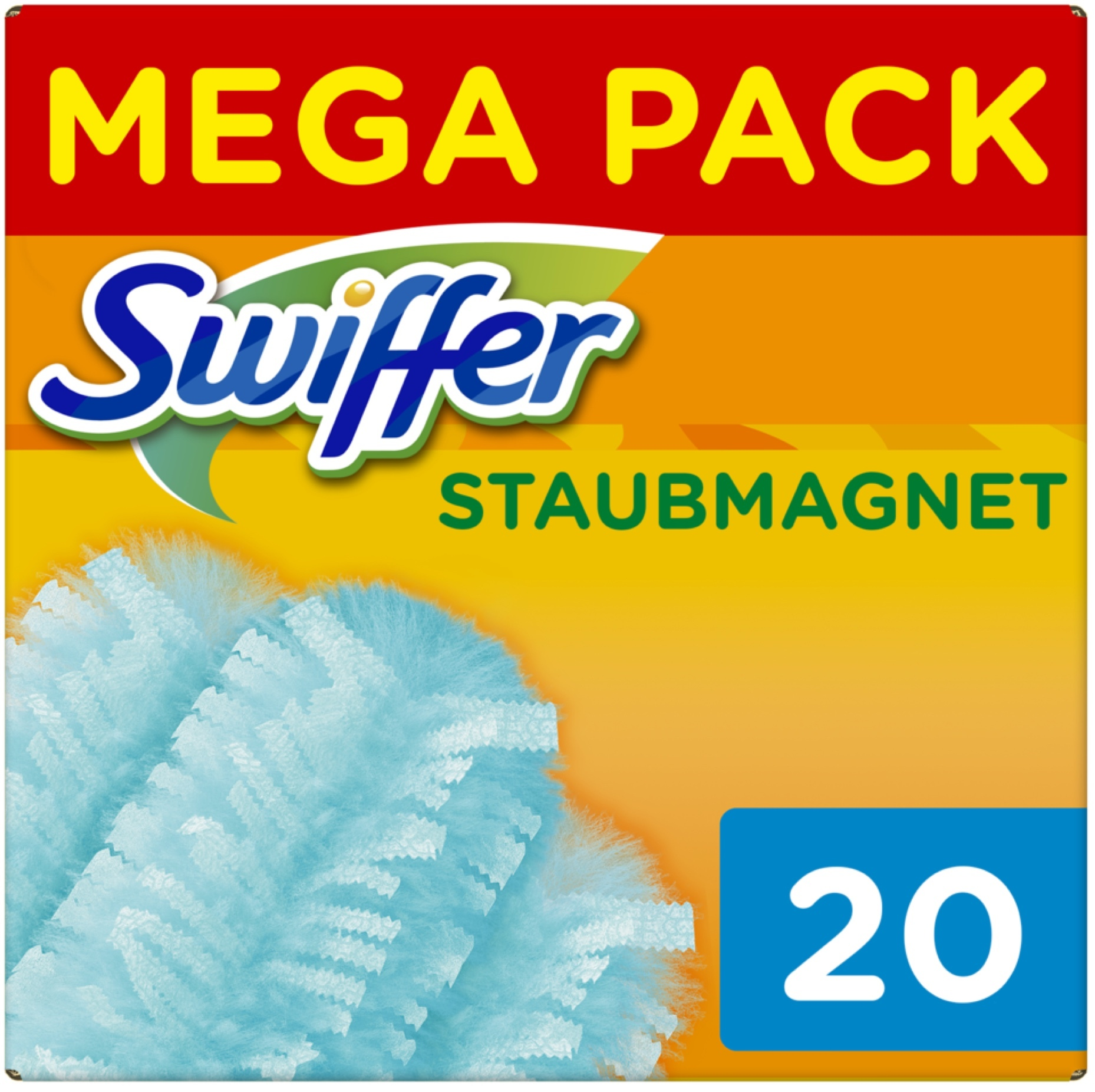 Swiffer Staubmagnet Tücher Staubtücher Staubmagnet Megapack