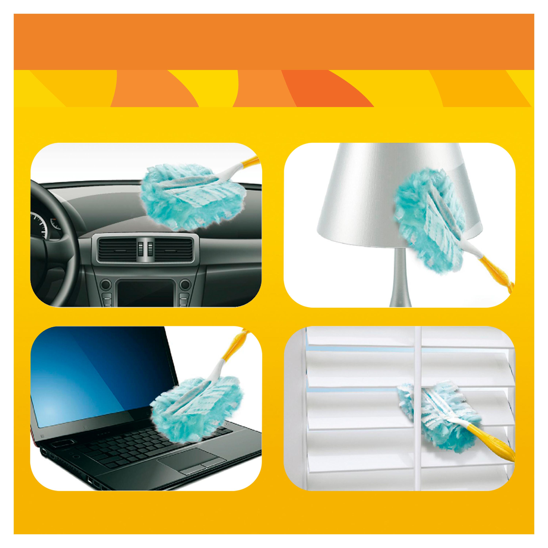 SWIFFER Magnete Polvere MEGA PACK salviette Salviette POLVERI POLVERE magnetico