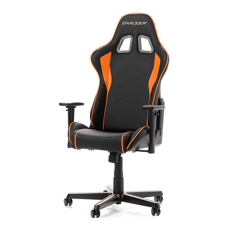 dxracer formula f01 gn gaming stuhl schwarz grau ebay. Black Bedroom Furniture Sets. Home Design Ideas
