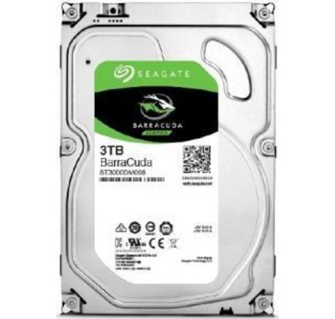 3TB Seagate Barracuda