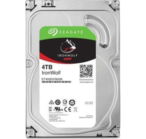 4TB Seagate Ironwolf
