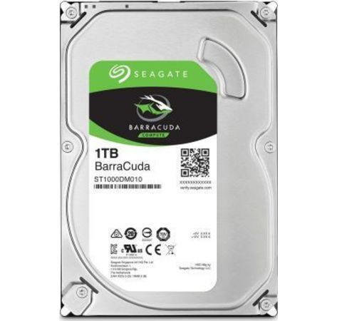 1TB Seagate BARRACUDA DESKTOP