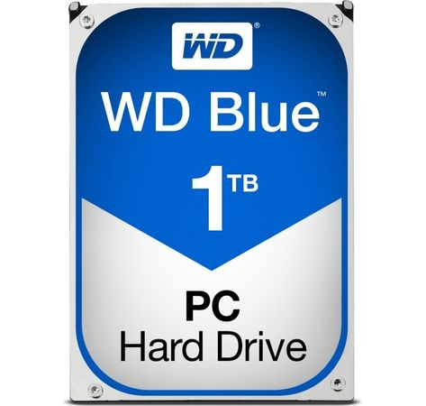 1TB Western Digital BLUE 64MB