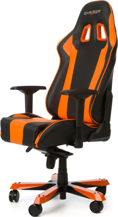 Planet Elektronik Dxracer King K06 No Gaming Stuhl Schwarz Orange