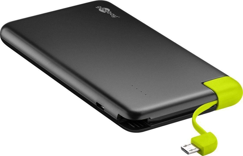Planet Elektronik Slim Powerbank 80 8000mah Micro Usb Kabel Power Bank Preview
