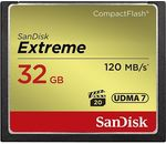 Sandisk CF CARD 32GB EXTREME