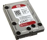4TB WD Red SATA 6Gb/s 64MB Cache Internal 3,5Zoll 24x7 NASware3.0 HDD Bulk