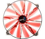 Aerocool Lightning LED Lüfter, rot - 200mm