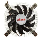 Akasa AK-CC7129BP01 Low Profile CPU-Kühler - 74mm