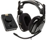 Astro Gaming A40 Headset + MixAmp Pro TR - schwarz