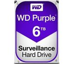 Western Digital 6TB PURPLE 64MB