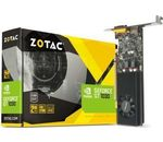 ZOTAC GeForce GT 1030 2GB GDDR5 LP