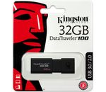 Kingston Technology 32GB USB 3.0 DATATRAVELER 100G