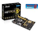 ASUS H81-PLUS (Int,1150,H81,ATX,DDR3,VGA)