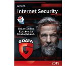 GData Internet Security 2020 OEM 1Jahr/1PC Lizenzaufkleber