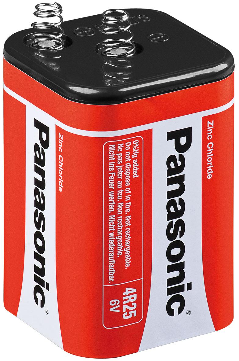 panasonic batterie special zink kohle 4r25 9000mah 6v 1er ebay. Black Bedroom Furniture Sets. Home Design Ideas