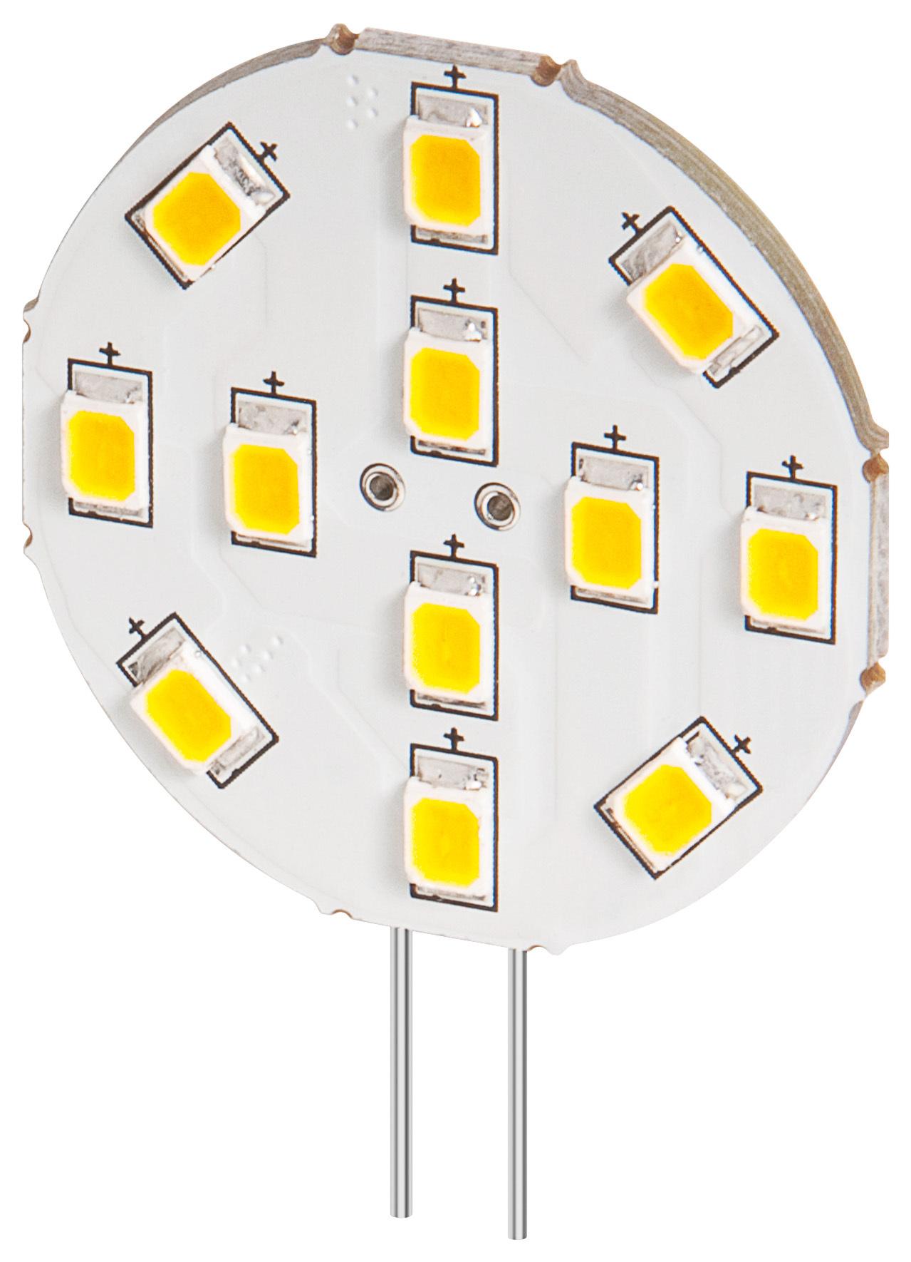 G4 warm-weiß 120LM 140° LED Einbaustrahler 1,5 W; LED Einbaustr