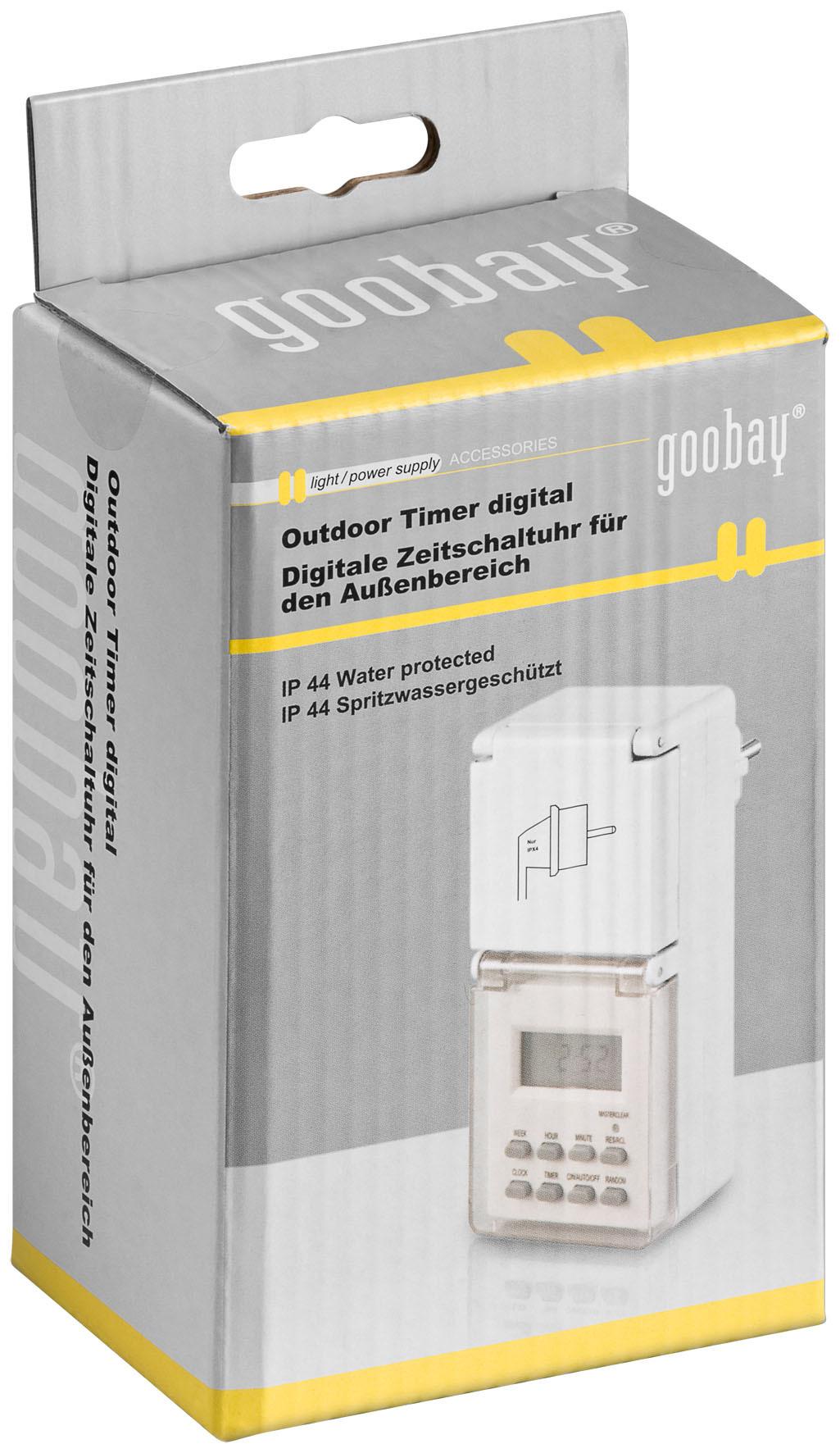 digitale tages und wochen zeitschaltuhr nk zsu 3. Black Bedroom Furniture Sets. Home Design Ideas