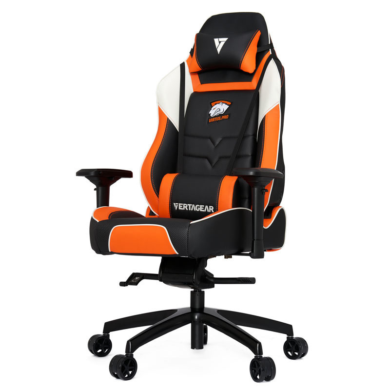 vertagear racing series pl6000 gaming chair virtus pro editio ebay. Black Bedroom Furniture Sets. Home Design Ideas