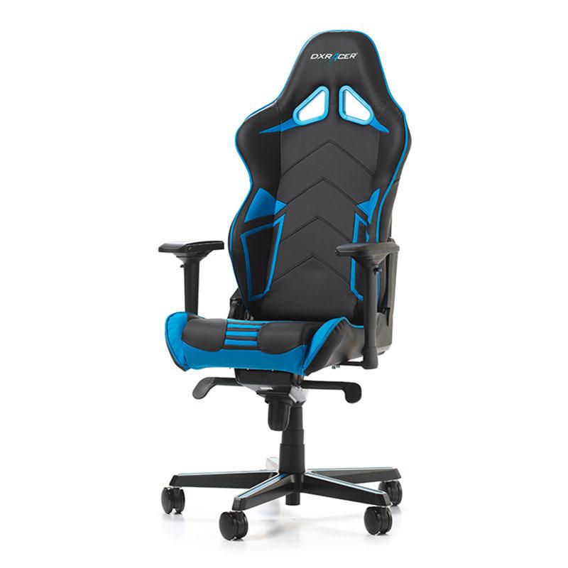 DXRacer Racing Pro R131 NB Gaming Stuhl schwarz blau