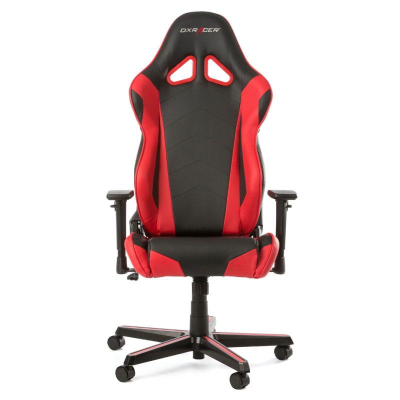 Dxracer racing r0 nr gaming chair black red ebay - Gaming stuhl ebay ...